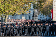 Remembrance Day Service, The Cenotaph, Whitehall, London, UK - 10 Nov 2019