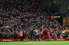 Liverpool v Manchester City, Premier League, Football, Anfield, UK, 10.11.2019