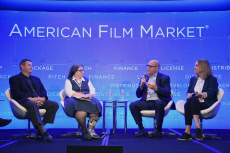 The Passion of the Film: Reaching the Faith and Family Community through Film Festivals, American Film Market 2019, Loews Hotel, Santa Monica, CA, USA - 10 Nov 2019