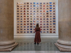 Steve McQueen 'Year 3' installation, Tate Britain, London, UK - 11 Nov 2019