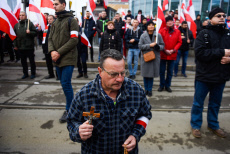 Independence march in Warsaw, Poland - 11 Nov 2019