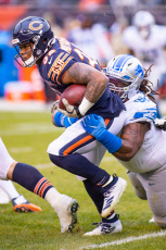 NFL Lions at Bears, Chicago, USA - 10 Nov 2019