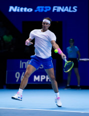 Nitto ATP World Tour Final, The O2 Arena, Peninsula Square, London, United Kingdom, 11th November 2019