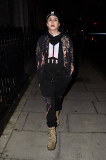 Oli London out and about, London - 11 Nov 2019