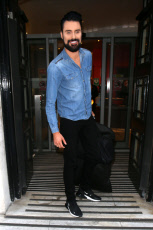 Rylan Clark out and about, London, UK - 12 Nov 2019