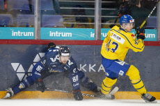 Ice Hockey, Karjala Cup, Finland-Sweden