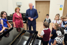 Russia: Franz Liszt music school in Moscow
