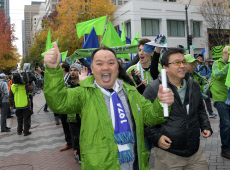 MLS: U.S. Open Cup Champions-Seattle Sounders Parade