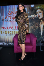 Mexico: Ana Barbara 'Mi Revancha Tour' press conference