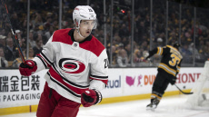 Luke DeCock: Aho plays like a million bucks in Canes' streak-breaker. Actually $8 million bucks.