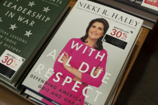 CA: Former US Ambassador to the UN Nikki Haley new book