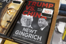 CA: Former Speaker of the House Newt Gingrich new book