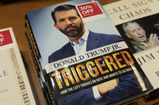 CA: Trump Jr new book