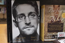 CA: Edward Snowden new book