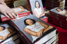 CA: Former National Security Advisor Susan Rice new book