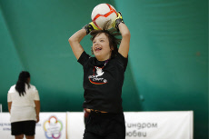 Russia: First mini-football competition for athletes with Down syndrome opens in Moscow