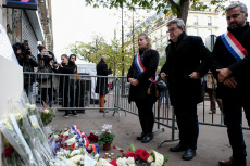Paris Bataclan ceremonie hommage attentats