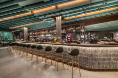 Starbucks Unveils Epic 35,000-Square-Foot Reserve Roastery In Chicago