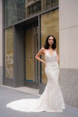 Designer Creates World's First Reversible Wedding Dress To Give A Bride Options On Her Big Day