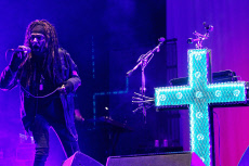 Slayer performs their Final Tour with Ministry and Primus at Madison Square Garden, New York, USA - 10 Nov 2019