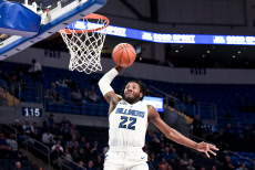 Eastern Washington Eagles v St. Louis Billikens, NCAA Basketball, Chaifetz Arena, St. Louis, USA - 13 Nov 2019