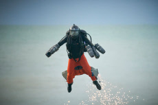 Jet suit speed Guinness World Record