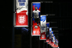 England v Montenegro, UEFA Euro 2020 Qualifying Group A, Football, Wembley Stadium, London, UK - 14 Nov 2019