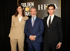 Golden Globe Ambassador Launch Party, Press Conference, Catch, Los Angeles, USA - 14 Nov 2019
