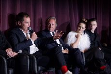 'Knives Out' film premiere, Panel, Regency Village Theatre, Los Angeles, USA - 14 Nov 2019