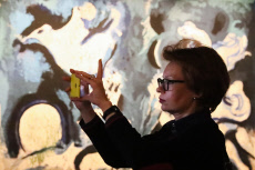 """Russia: Exhibition """"Chagall: Between the Sky and the Earth"""" opens at New Jerusalem Museum, Moscow Region"""