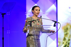 Humane Society of the United States 'To the Rescue!' gala, Inside, Cipriani 42nd Street, New York, USA - 15 Nov 2019