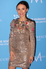 Humane Society of the United States 'To the Rescue!' gala, Arrivals, Cipriani 42nd Street, New York, USA - 15 Nov 2019