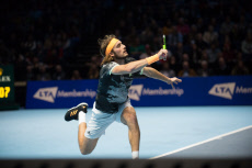 Nitto ATP Finals Saturday Singles