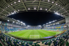 Northern Ireland v Netherlands, UEFA European 2020 Qualifier - 16 Nov 2019