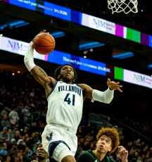 NCAA Basketball Ohio v Villanova, Philadelphia, USA - 16 Nov 2019