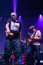 Happy Mondays in concert at O2 Academy, Newcastle, UK - 15 Nov 2019