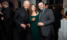 The Inheritance' Broadway play opening, Afterparty, Barrymore Theater, Show, New York, USA - 17 Nov 2019