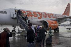 Britain EasyJet Emission