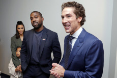 People Kanye West Joel Osteen