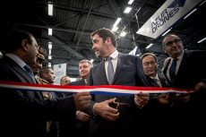 FRA : Milipol Paris 2019 : journee inaugurale