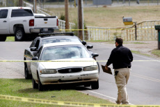 Oklahoma Officer Shot