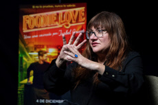 "Isabel Coixet presents ""Foodie Love"" in Madrid"