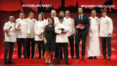 Presentation of the Michelin Spain and Portugal 2020 guide