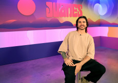Juanes celebrates 20 years of career looking to the future and breaking his schemes