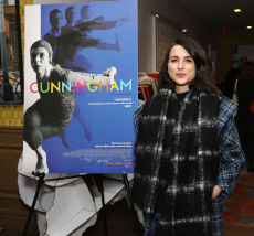 "A Special 3D Screening and Reception of ""Cunningham"", New York, USA - 20 Nov 2019"