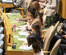 UN High-Level Meeting on Children Rights