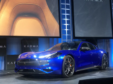 U.S.-LOS ANGELES-KARMA-NEW ELECTRIC VEHICLES-LAUNCH