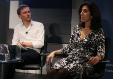 Exclusive - 'Don't Be Evil : How Big Tech Betrayed Its Founding Principles - and All of Us' Book launch, London, UK - 19 Nov 2019