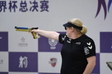 (SP)CHINA-PUTIAN-SHOOTING-ISSF WORLD CUP FINAL (CN)
