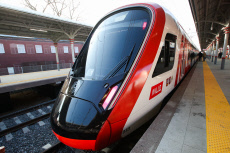 Russia: Train service launched along first and second Moscow Central Diameters